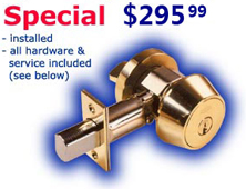 High Security Locksmiths
